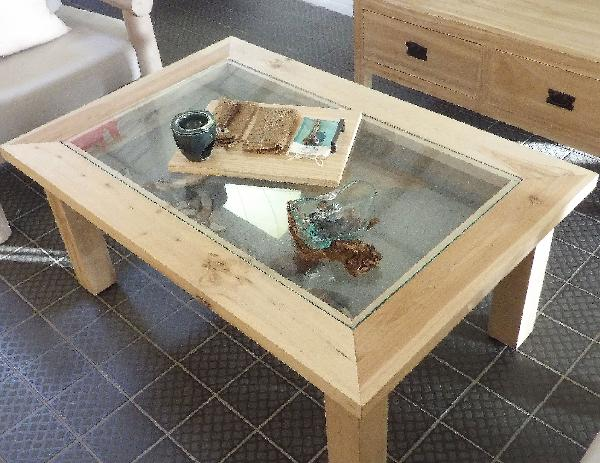 TABLE BASSE POLO